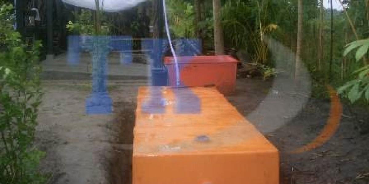 IPAL BIOGAS Pengolahan Air Limbah Biogas