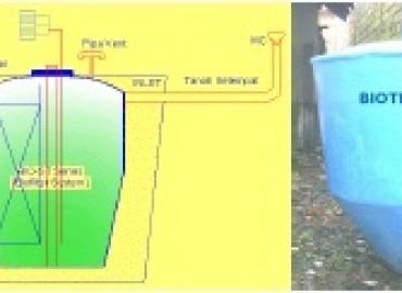 IPAL BIO SEPTIC Pengolahan Limbah Bio Septik Tank