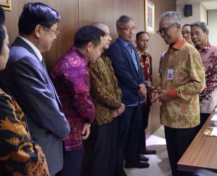 Indonesia Jepang Teken Kontrak Pembangunan