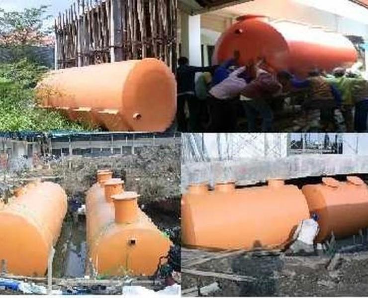 IPAL BIOFILTER -Pengolahan Air Limbah Biofilter