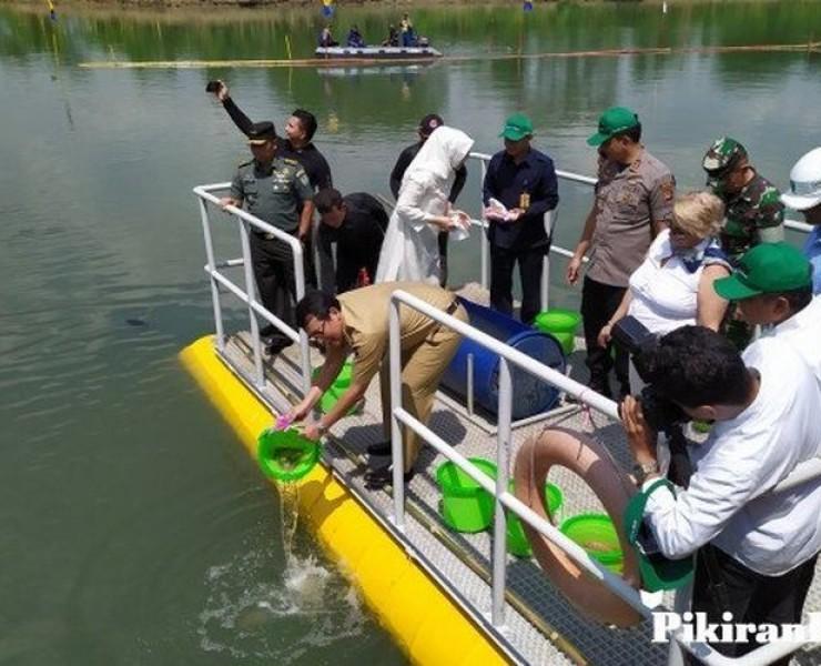 Tak Punya IPAL, Pabrik Bata Putih di Purwakarta dalam Pantauan Satgas Sungai Citarum
